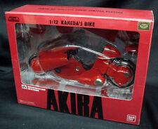 AKIRA Kaneda Bike Figure Tokyo Motorcycle Show Limited Ver. Bandai JAPAN ANIME