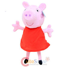 "Peppa Pig Plush Doll 14""  Soft Stuffed Toy"
