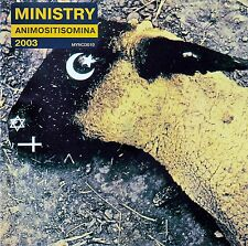 MINISTRY : ANIMOSITISOMINA / CD (MAYAN RECORDS MYNCD010)