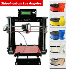 Shipped from US Acrylic Prusa I3 Pro B All Metal Parts unassembled 3D Printer