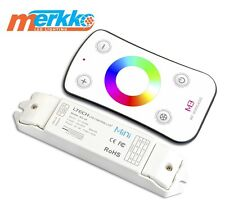 RGB LED Remote Touch control wireless dimmable RF Remote Mini M3-3A Mini L-Tech
