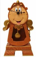 Disney Parks Cogsworth Working Pendulum Clock Sold Out Beauty & The Beast