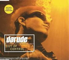 DARUDE - Out Of Control (Back For More) (UK 4 Tk Enh CD Single)