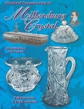 Millersburg Crystal Price Value Guide Collector's Book NEW CONDITION LAST ONE PT