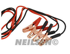 2.5 Meter Long Jump Start Leads Battery Booster Lead 200A AMP Cable *ALL CARS*