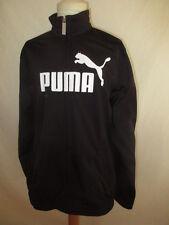 Veste de survêtement Puma Noir Taille 14 ans à - 46%