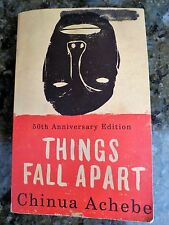 THINGS FALL APART by Chinua Achebe ~ 1994, Paperback