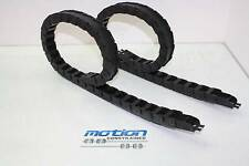 """Lot of 2 KabelSchlepp 0320.41 Wire/Cable Chain Carrier ~42-1/2"""" Energy E-Chains"""