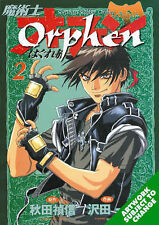 Orphen Volume 2: v. 2 Akita, Yoshinobu Very Good Book