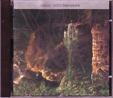 "GRAVE ""INTO THE GRAVE"" CD NEUWARE!!!!!!!!!!!"