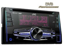 JVC KW-DB92BT Doble Din CD MP3 Player DAB AM FM Estéreo Bluetooth