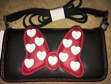 DISNEY MINNIE Bow Crossbody Smartphone All iPhones Case