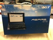 Acer Aspire One 1 ZG5 Netbook Windows XP **For Parts- Not Working**