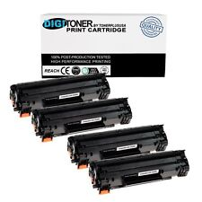 4PK (85A) CE285a Black Toner For Hp LaserJet M1212nf M1217nfw P1102 P1102W