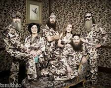 Duck Dynasty Cast 8x10 Photo 002