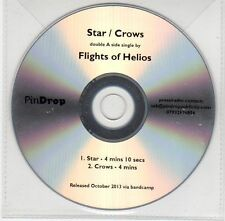 (EF994) Star / Crows, Flights of Helios - 2013 DJ CD
