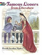 Famous Lovers from Literature (Dover Pictorial Archives), Mattox, Brenda Sneathe
