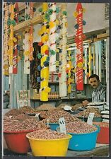 Irak Iraq used Post Card Postkarte Tourismus tourism Basar bazar  [cm668]
