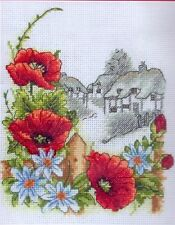 "Anchor Counted Cross Stitch Kit ""Summer Days"""