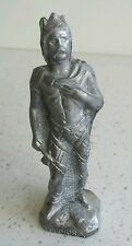 Ambiorix Historic lead figurine from Tongeren Belgium