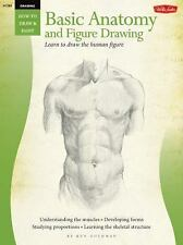 Beginner's Guide: Basic Anatomy and Figure Drawing (HT289) (How to Draw & Paint