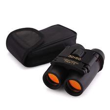 Mini 30 x 60 Zoom Outdoor Monocular Fernglas Multi Zoom Tage Nacht für Reise