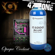 Thermaltake C1000 Opaque 1000ml Blue Computer Water Cooling System Coolant