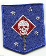 KANDAHAR WHACKER USMC GHOST FORCE RECON SP OPS INSIGNIA: MARSOC RAIDERS SKULL☠