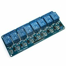 12V 10A 8 CH Channel OPTO COUPLER Relay Board Module for Arduino Raspberry Pi