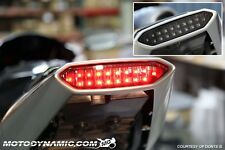 2002 2003 Yamaha YZF R1 YZF-R1 SEQUENTIAL Signal LED Tail Light SMOKED Y-R12-S