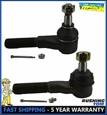 Pair (2) Outer Tie Rod End F-150 F-250 F-350 Bronco Ranger RWD