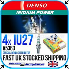 4 x DENSO IRIDIUM PLUGS *SALE* IU27 FOR SUZUKI,RF900R R, S, T, V, W 900