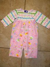 WEE WINTER WOOLIES BY FLAP HAPPY GIRL'S BOUTIQUE OUTFIT ~ SIZE 12 MONTHS ~ EEUC