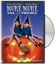 Double Double Toil And Trouble [DVD Movie, Mary-Kate & Ashley Olsen, 1-Disc] NEW