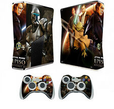 Star Wars 022 Vinyl Decal Skin Sticker for Xbox360 slim and 2 controller skins