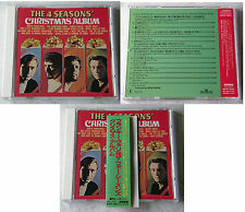 4 Seasons - Christmas Album .. Rare 1991 Japan Curb CD TOP + Banderole