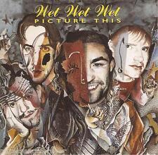 WET WET WET - Picture This (UK 12 Tk CD Album)