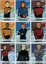 Star Trek TNG Portfolio Prints S2 Universe Gallery Complete 9 Card Chase Set