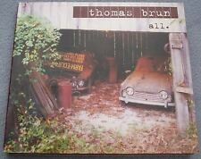 THOMAS BRUN AND BROKEN WINGS All PLUS BONUS LIVE CD digipak POP ROCK