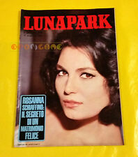 LUNA PARK 1965 n. 50 Rosanna Schiaffino, Virna Lisi, Adamo, Mina, Togliani