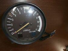 82 Suzuki GS1100GK GS1100 GS Vintage Genuine Engine Tachometer Tach Gauge Meter