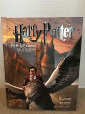 Harry Potter A Pop-Up Book Foster Williamson Kee based on film phenomenon. Used