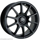 "OX820 17x7"" 5x114.3 38P Flat Black Alloy Wheel Rim for some Ford Honda Mazda Kia"