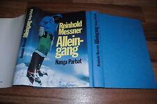 Reinhold Messner -- ALLEINGANG NANGA PARBAT // erfolgreiche Gipfelbesteigungen