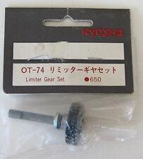 Vintage Kyosho OT-74 Limiter Gear Set Turbo Optima