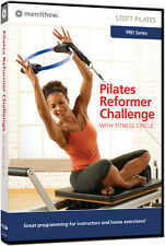 Stott Pilates: Pilates Reformer Challenge With Fitness Circle (2012, DVD NEUF)