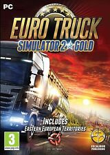 Euro TRUCK SIMULATOR 2 GOLD PC / MAC COMPLETO GIOCO DIGITALE-STEAM DOWNLOAD chiave