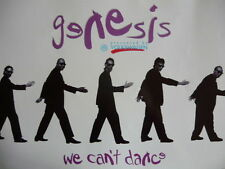 GENESIS - WE CAN'T DANCE CONCERT TOUR PROGRAMME