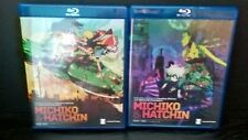 Michiko to Hatchin: Part One a Two complete series Anime Blu ray DVD lot