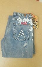 7 for all mankind jeans The Great Wall New with tags 28 waist 32 leg GIFT IDEA